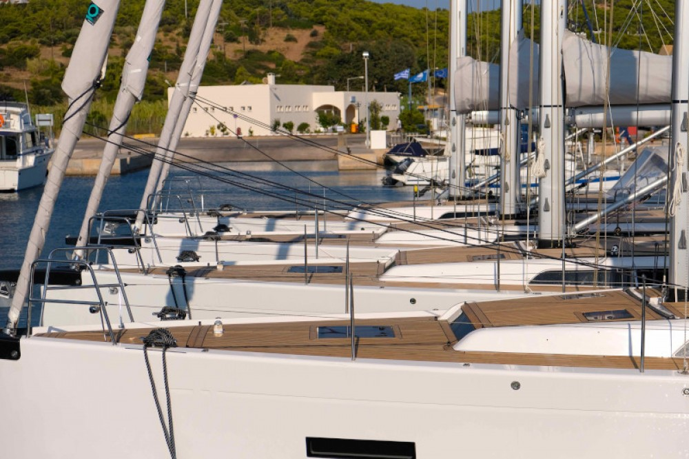 Rental Sailboat in Laurium - X-Yachts X4-6 model 2019
