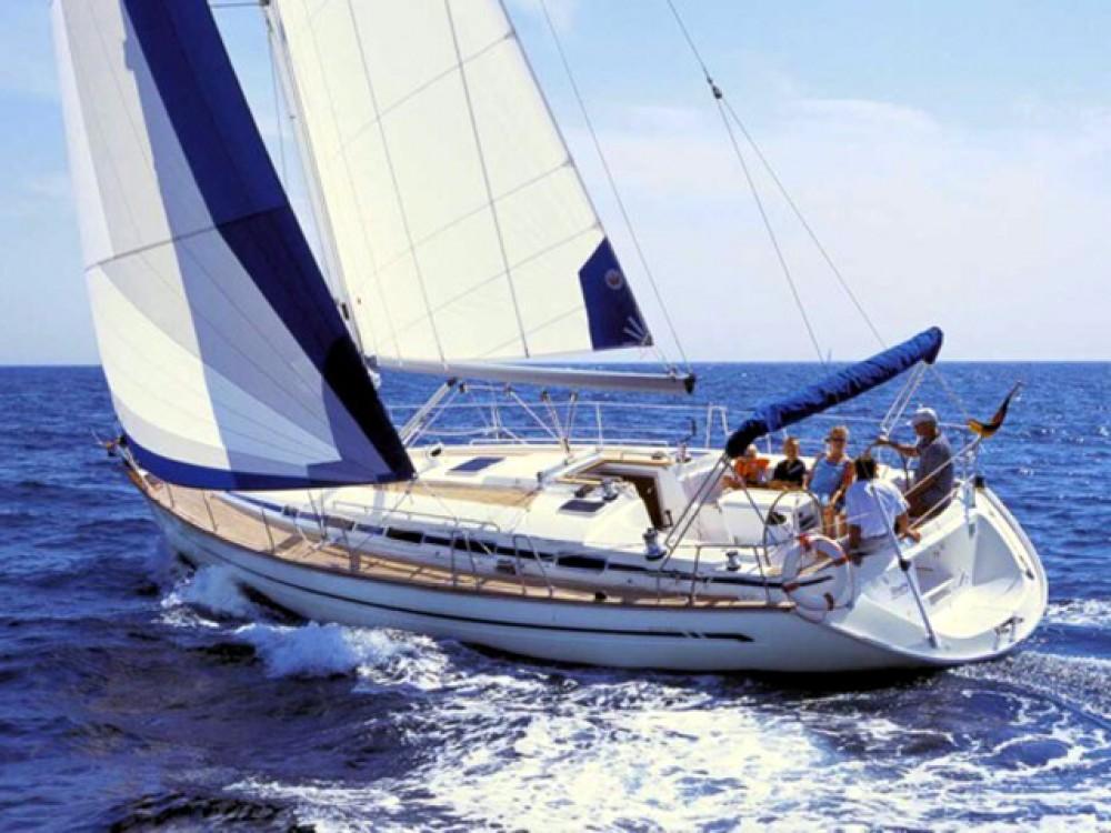 Boat rental Lefkada cheap Bavaria 44