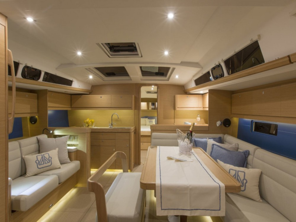 Rental yacht  - Dufour Dufour 460 on SamBoat