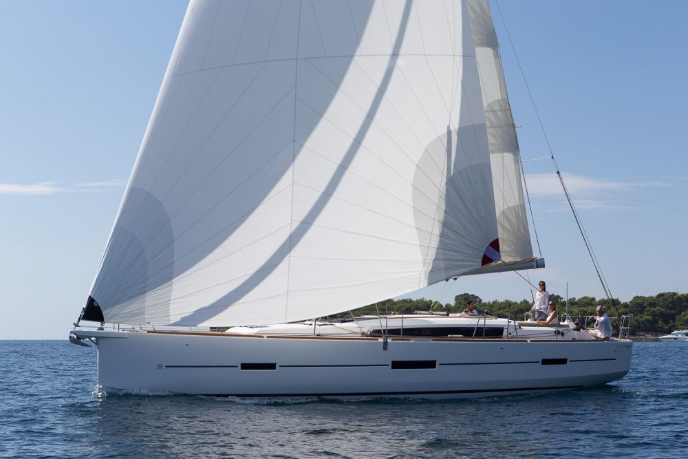 Boat rental Olbia cheap Dufour 460 Grand Large 5Cab