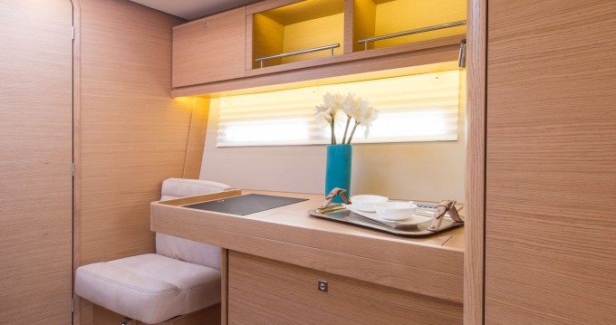 Boat rental Dufour Dufour 56 Exclusive 2019 in Marina di Portisco on Samboat