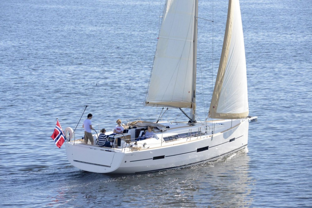 Rental yacht  - Dufour Dufour 412 Grand Large on SamBoat