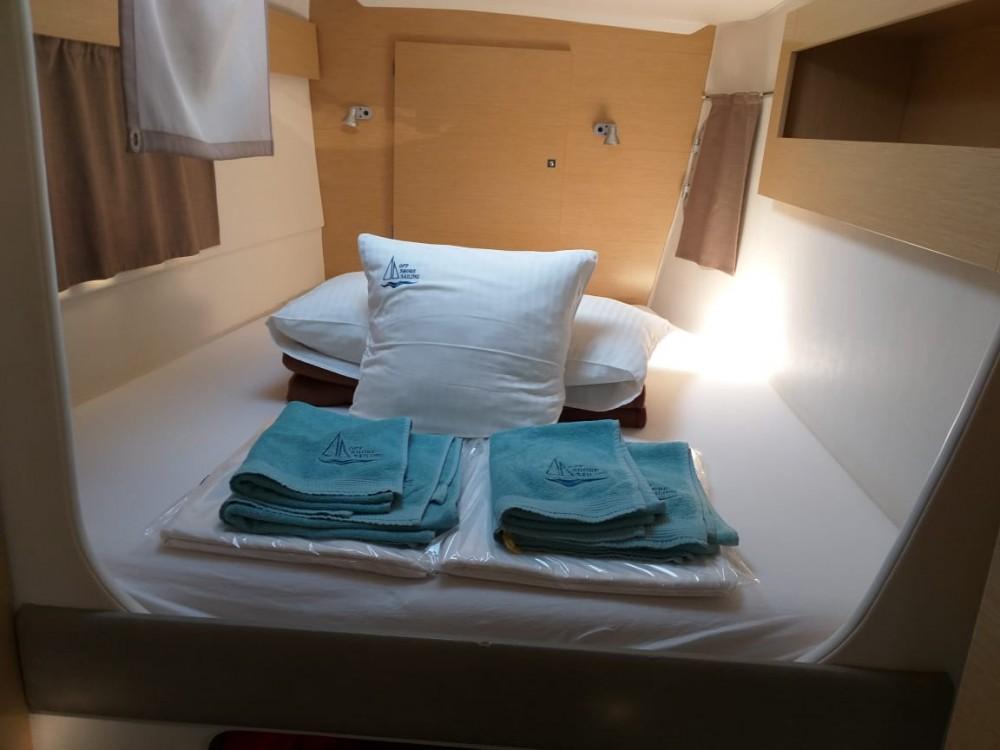 Boat rental Marmaris cheap Lipari 41 Quatuor