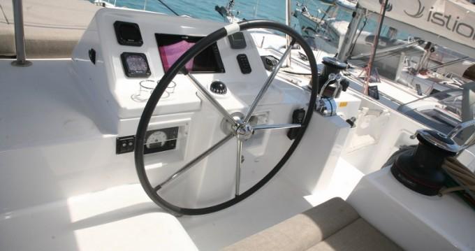 Rental yacht Municipal Unit of Lefkada - Lagoon Lagoon 450  Flybridge on SamBoat