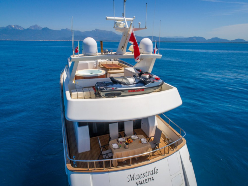 Yacht for rent Alzachèna/Arzachena at the best price