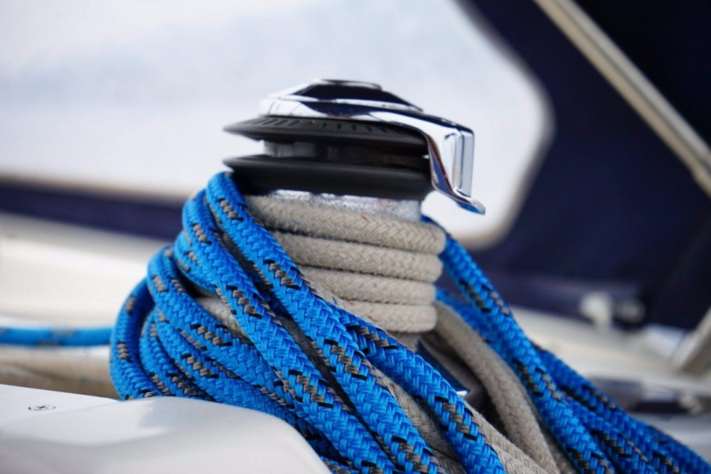 Boat rental Bavaria Bavaria 42 Cruiser in Lefkada on Samboat