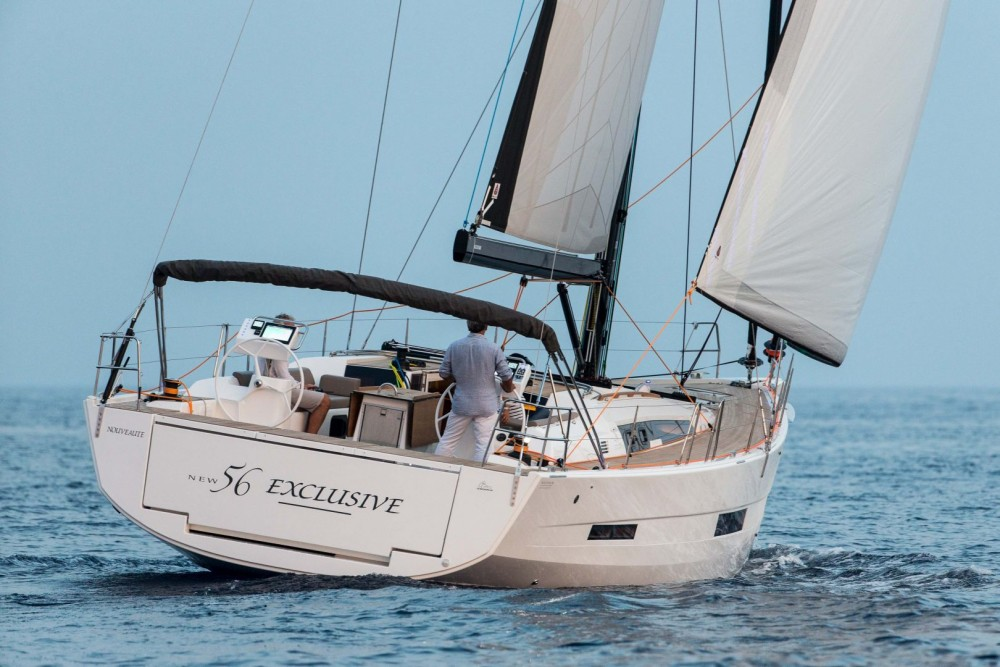 Hire Sailboat with or without skipper Dufour Marina di Ragusa