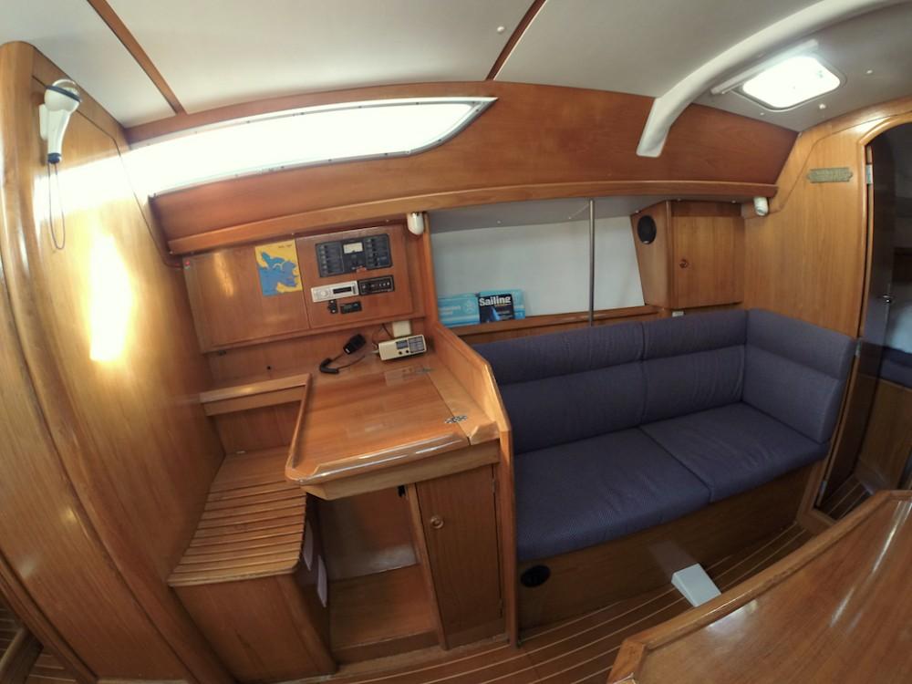 Boat rental Jeanneau Sun Odyssey 36.2 in Marina Zadar on Samboat