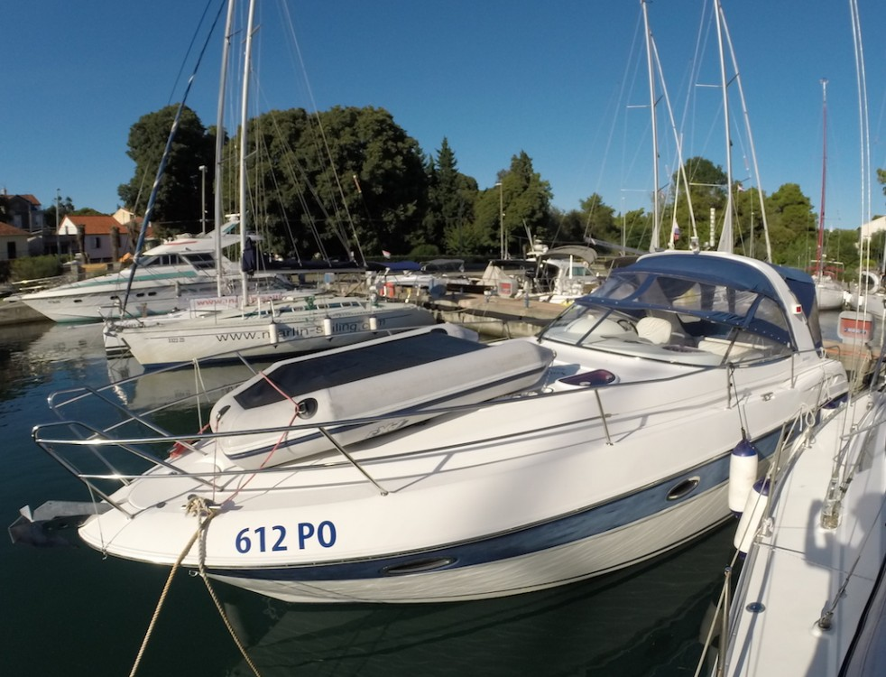 Hire Motor boat with or without skipper Bavaria Marina Zadar
