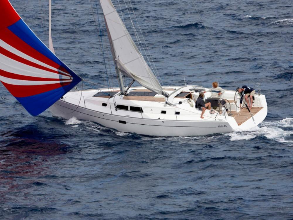 Rental yacht Tallinn - Hanse Hanse 430 on SamBoat