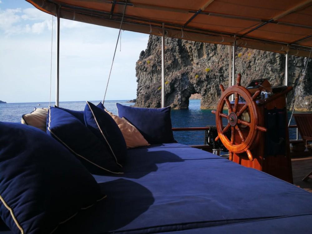 Rental Sailboat in  -  Gelidonya II