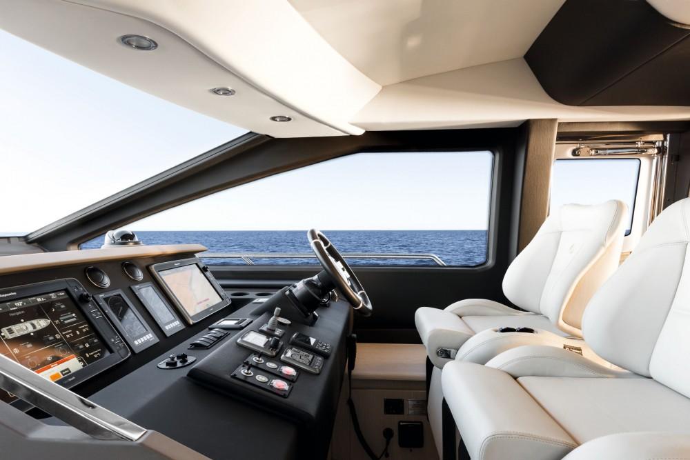 Rental Yacht in  - Azimut Azimut 72