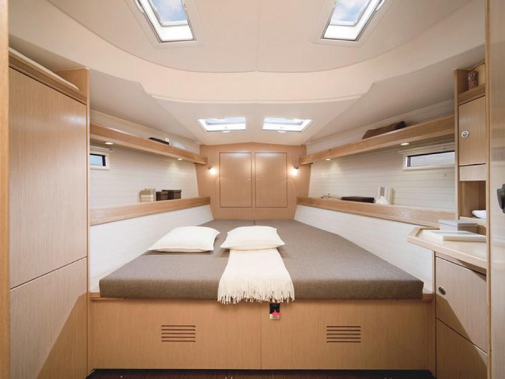 Rent a Bavaria Bavaria 45 Cruiser Owner version Lefkada