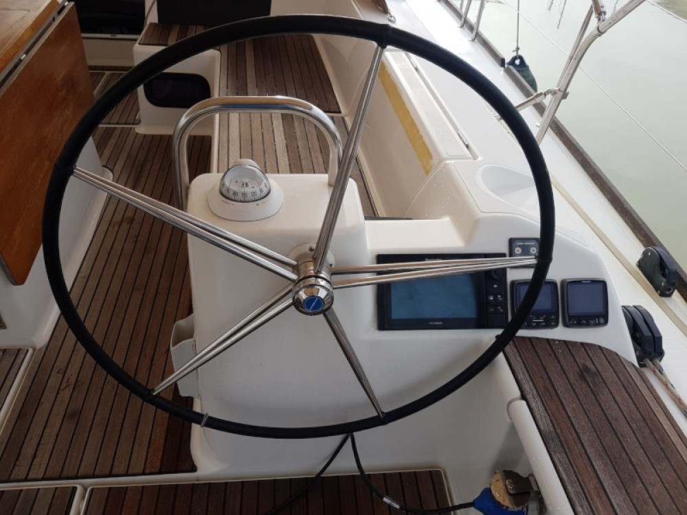 Dufour Dufour 512 Grand Large between personal and professional Cagliari