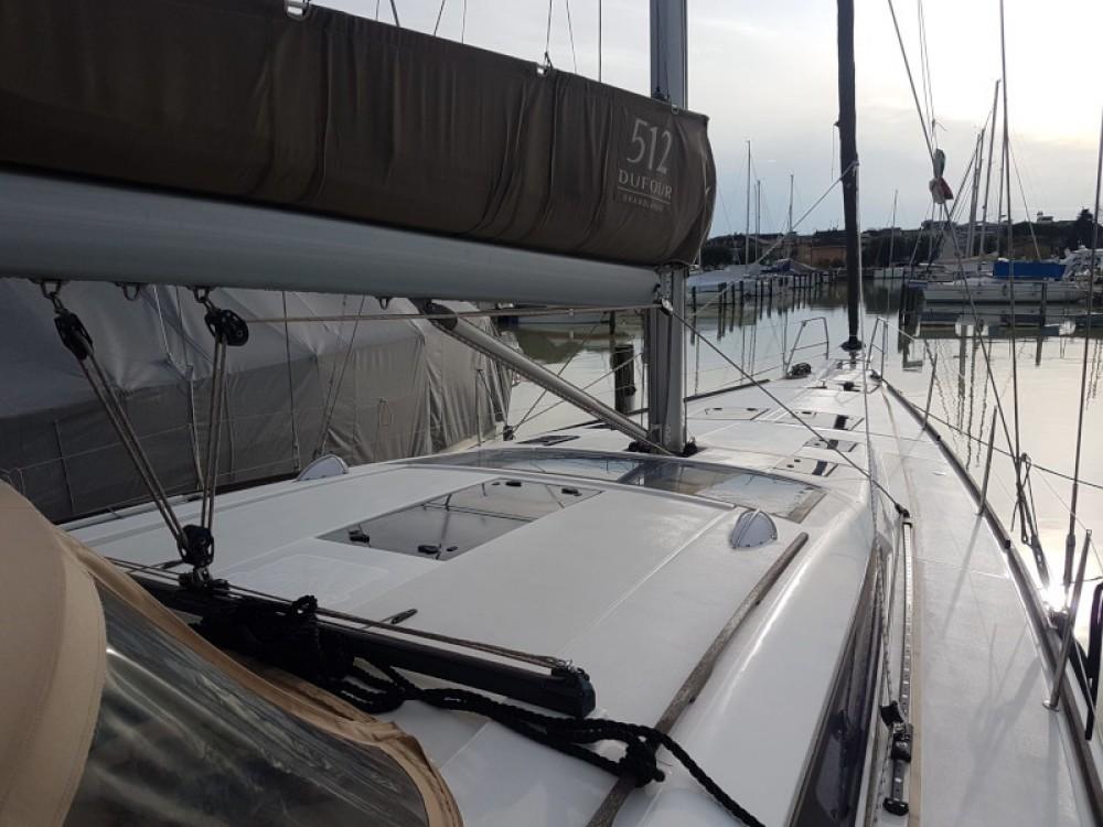 Boat rental Cagliari cheap Dufour 512 Grand Large