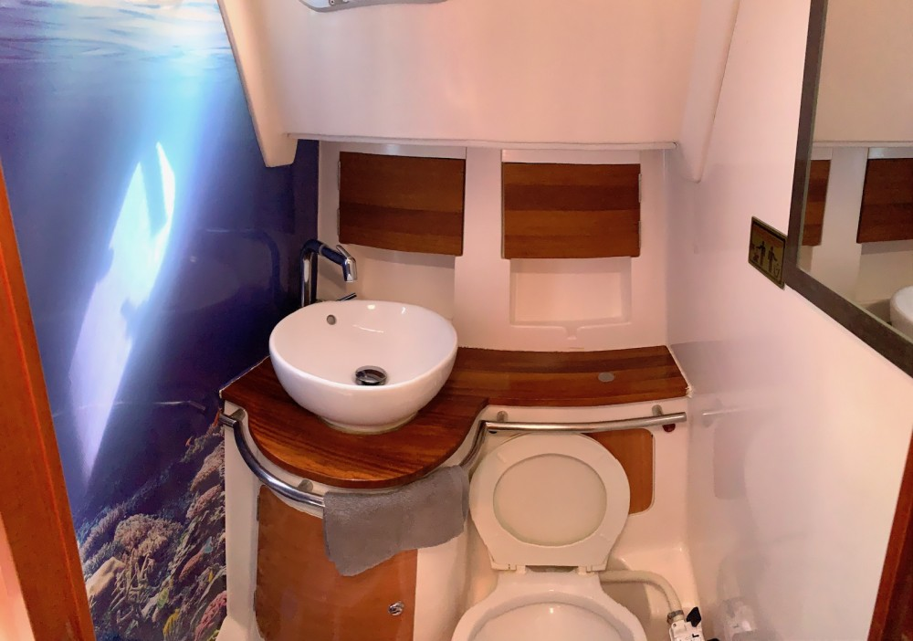 Boat rental Laurium cheap Ocean Star 56.1
