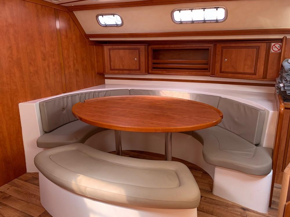 Rental Sailboat in Laurium - Ocean Ocean Star 56.1