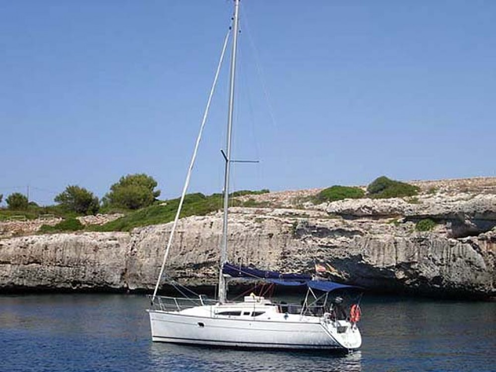 Rental Sailboat in Lefkada - Jeanneau Sun Odyssey 32 i