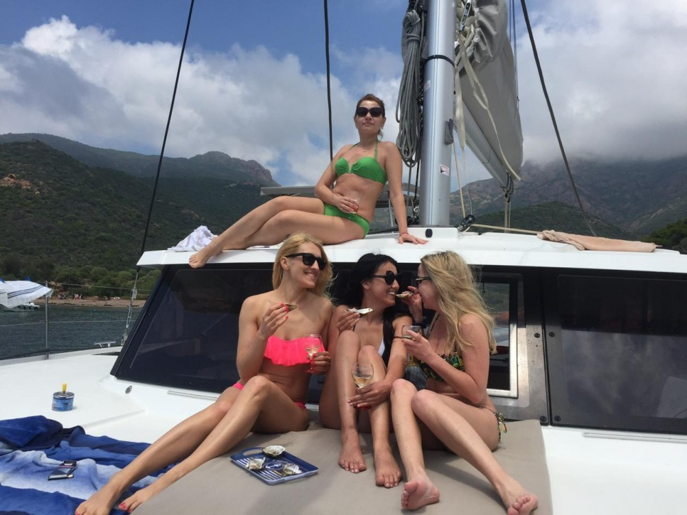 Catamaran for rent Ibiza at the best price