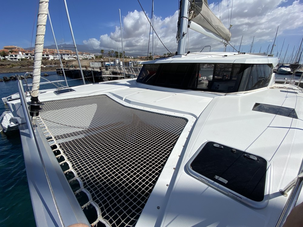 Boat rental Palma cheap Lucia 40