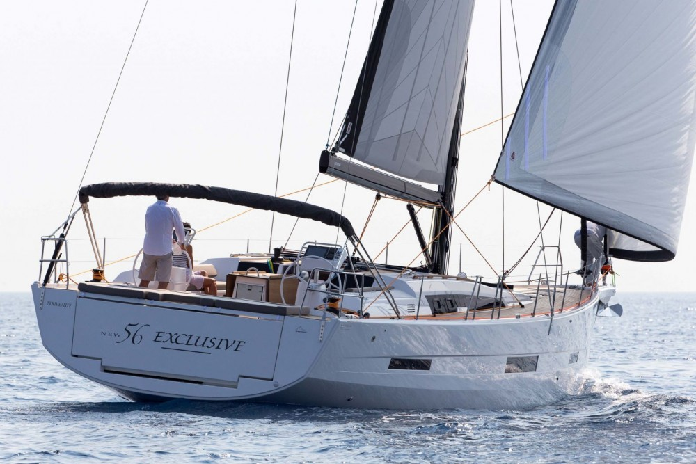 Boat rental Capo d'Orlando cheap Dufour 56 Exclusive