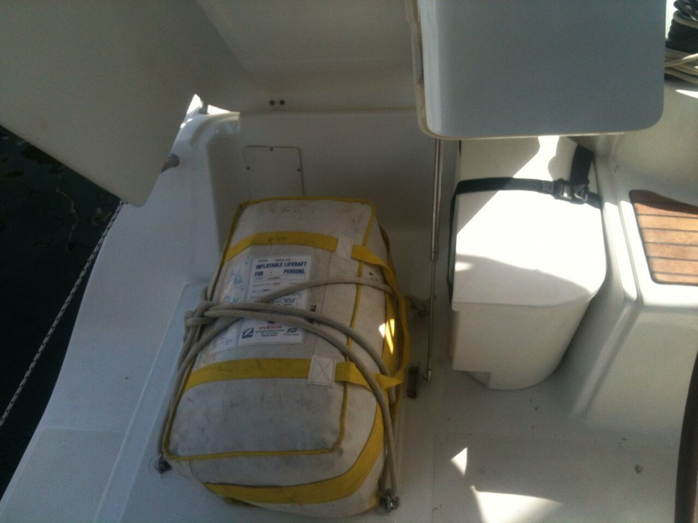 Sailboat for rent Nikiana at the best price