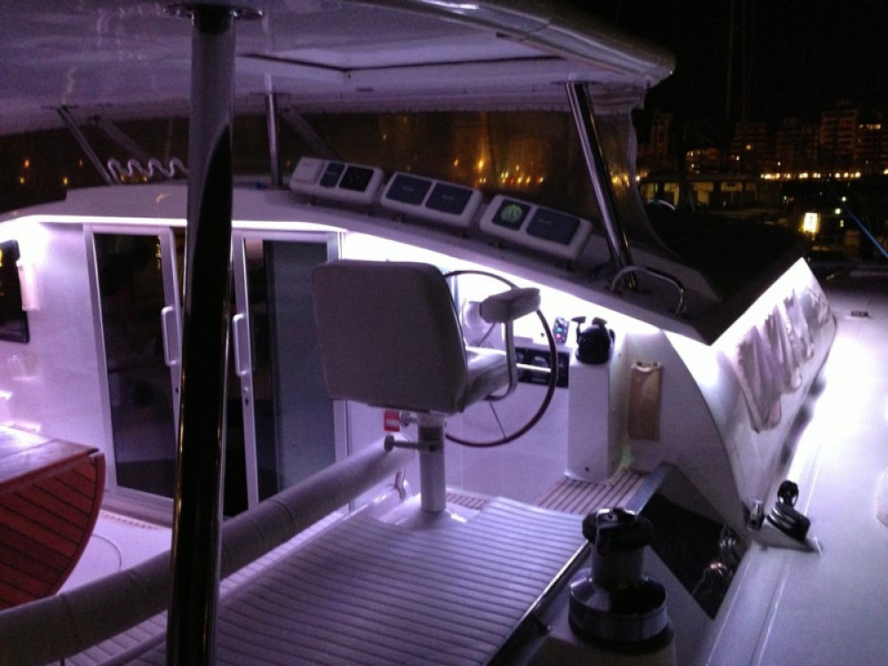 Fountaine Pajot Marquises 56 between personal and professional Gavà