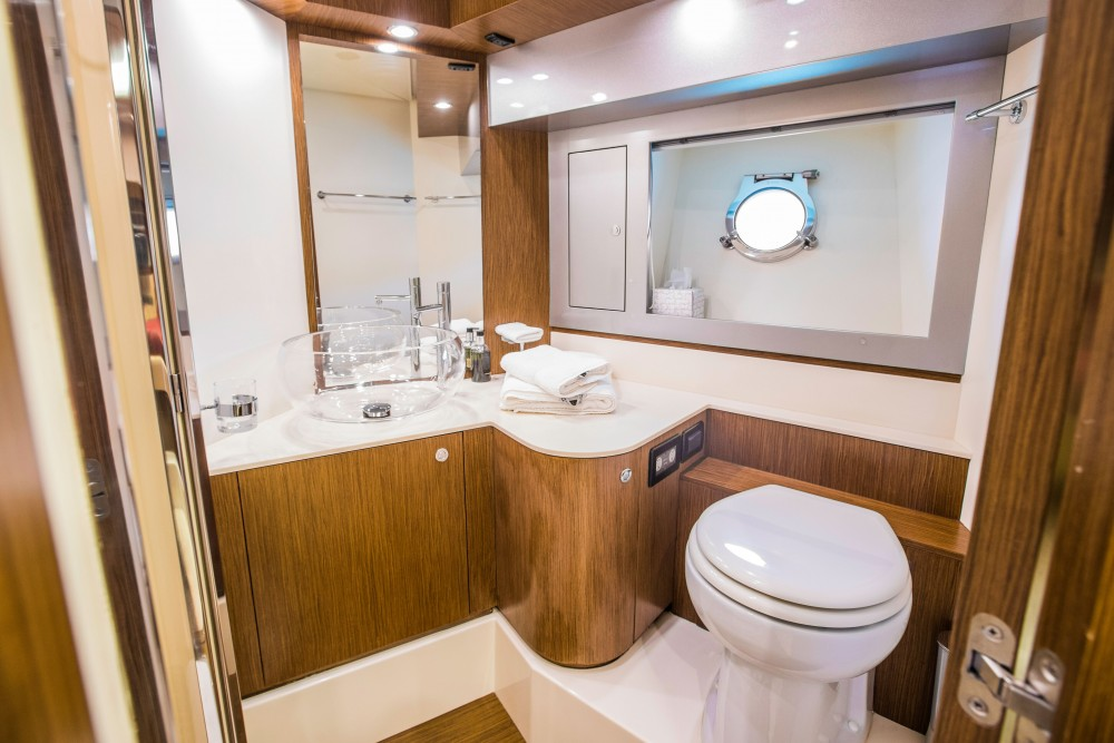 Rental Yacht in Palma -  Riva 68 Ego