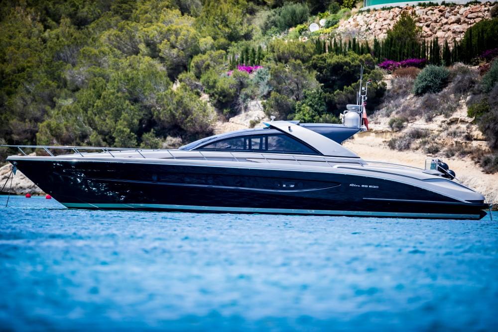 Boat rental Palma cheap Riva 68 Ego