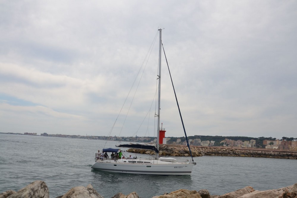 Jeanneau Sun Odyssey 45 Performance between personal and professional Nettuno