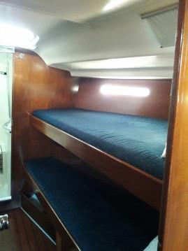 Boat rental La Maddalena cheap First 45 F5