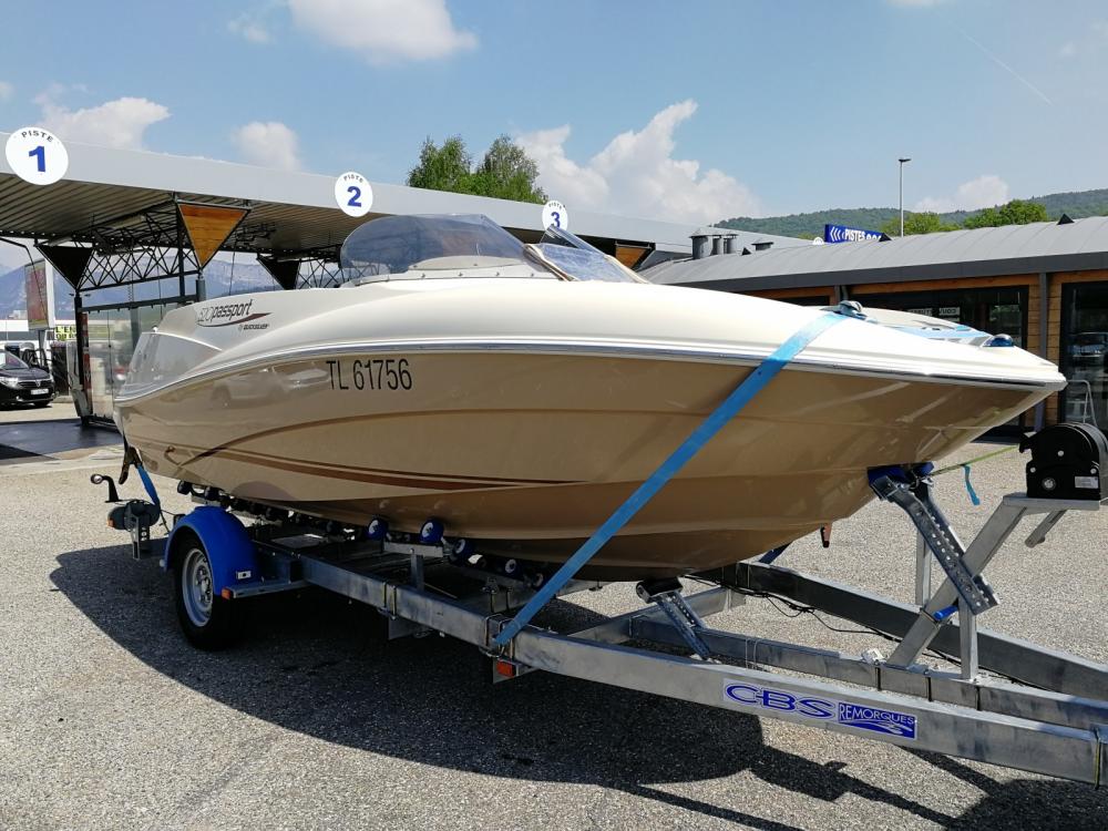 Rental yacht Annecy - Quicksilver Quicksilver 520 Passport on SamBoat