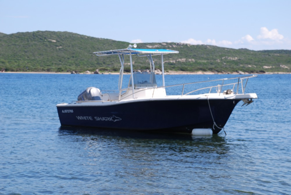 Boat rental White Shark White Shark 225 in Pianottoli-Caldarello on Samboat