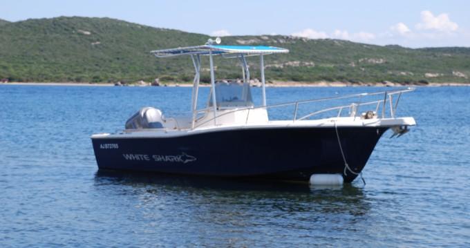 White Shark White Shark 225 between personal and professional Pianottoli-Caldarello