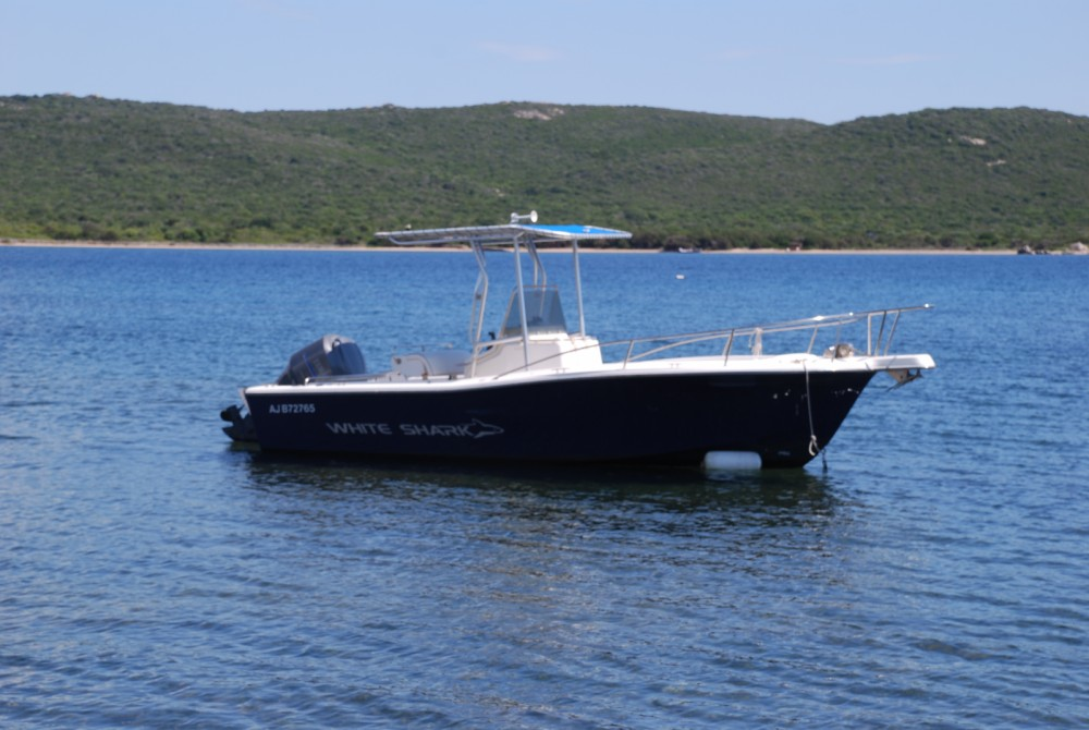 Motorboat for rent Pianottoli-Caldarello at the best price