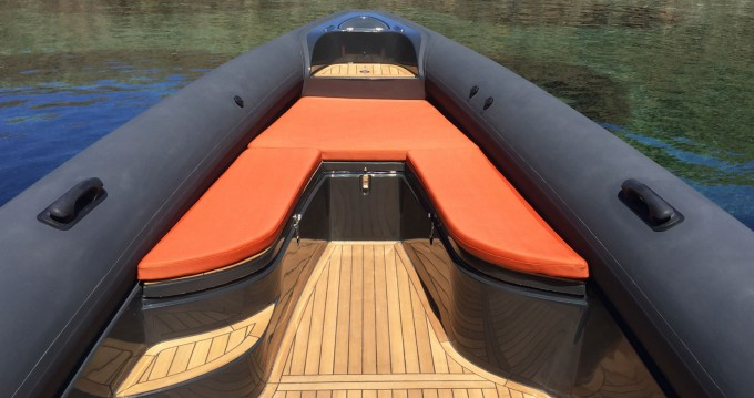 Rental yacht Athens - Technohull Sea DNA 999 G5 on SamBoat