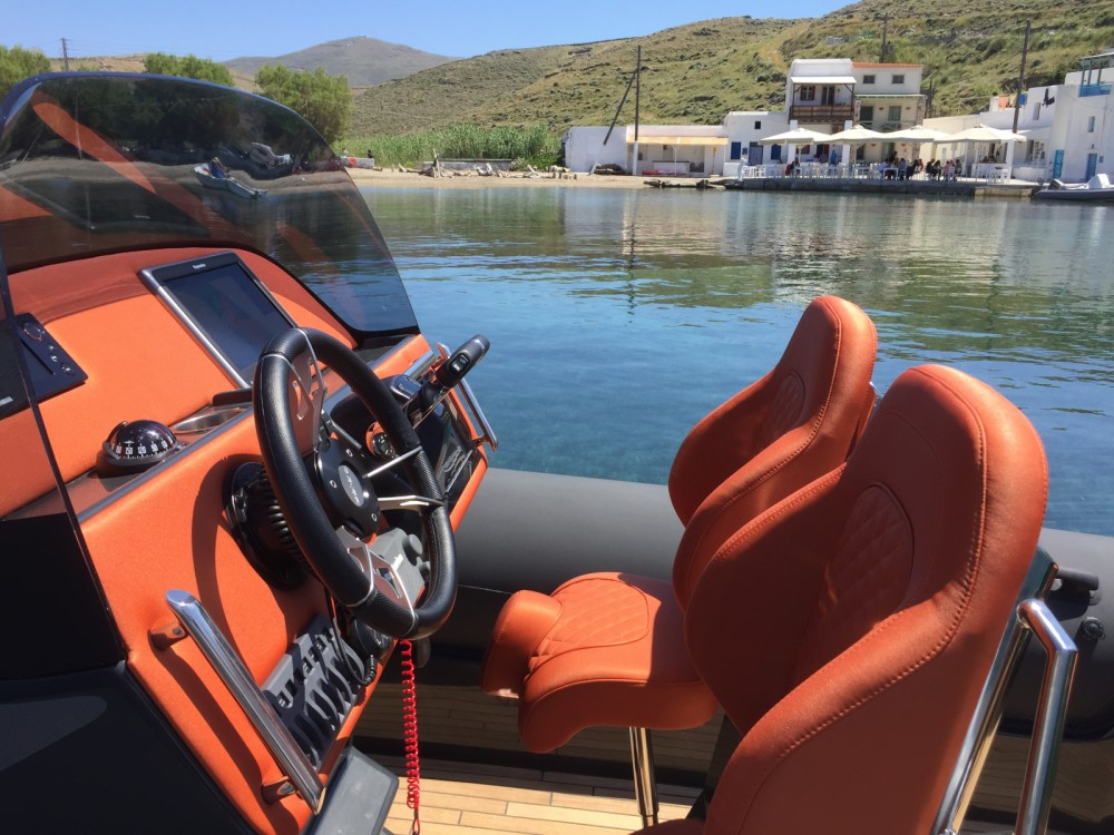 Boat rental Technohull Sea DNA 999 G5 in Athens on Samboat