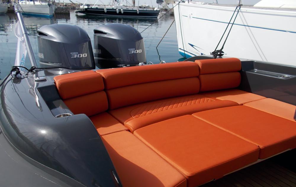 Boat rental Athens cheap Sea DNA 999 G5
