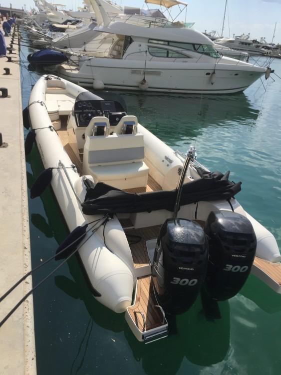 Rental yacht Municipal Unit of Kranidi - Technohull Sea DNA 999 G5 on SamBoat