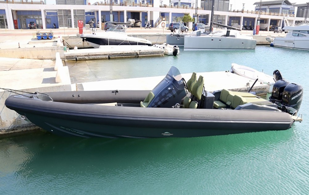 Rent a Technohull GT 37 Athens