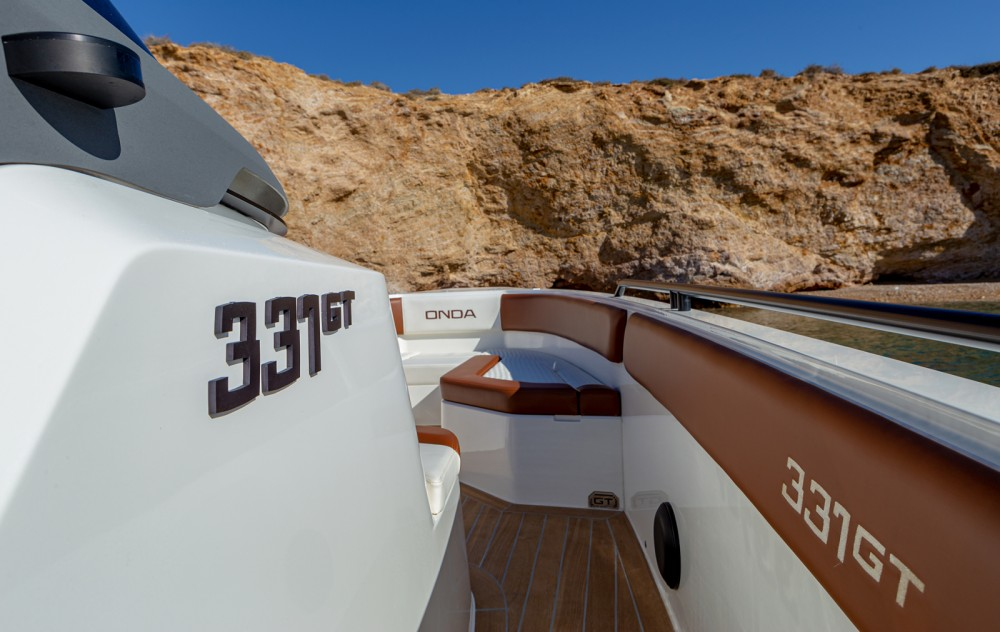 Hire RIB with or without skipper Magna Athens