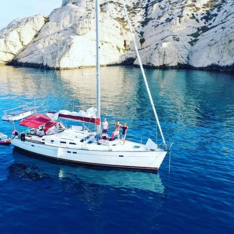 Boat rental Port-de-Bouc cheap Oceanis 473