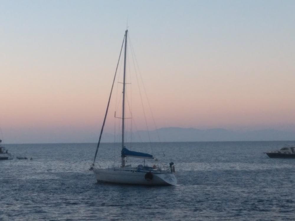 Rental yacht Lipari - Comar comet 375 cl on SamBoat