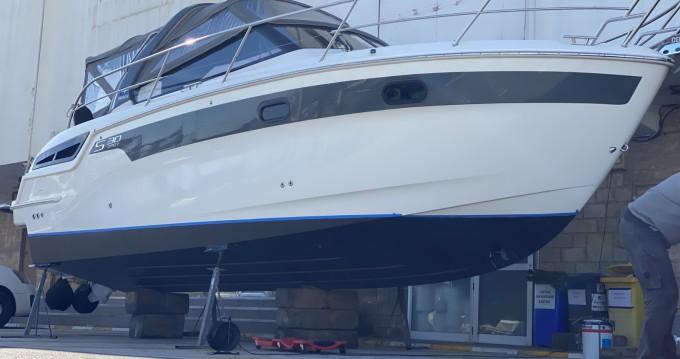 Rental Motorboat in Palma de Mallorca - Bavaria Bavaria 30 Sport