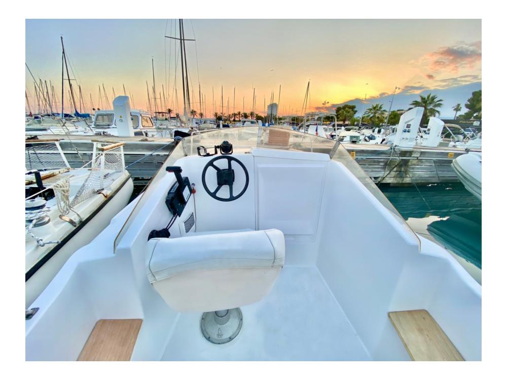 Rental Motorboat in Saint-Laurent-du-Var - Balt 450