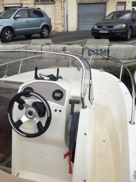 Boat rental Jeanneau Cap Camarat 555 in Sète on Samboat