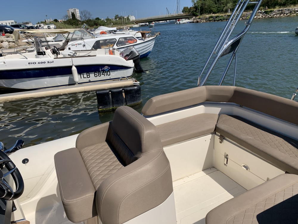 Rental yacht Hyères - Lomac BSC 70 on SamBoat