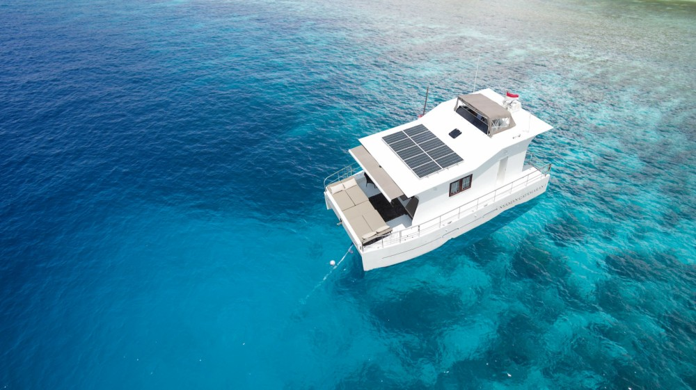 Hire Catamaran with or without skipper Bali Catamarans Denpasar
