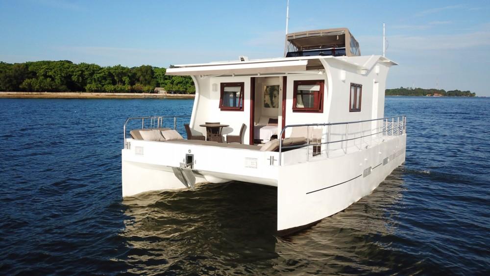 Hire Catamaran with or without skipper Bali Catamarans Denpasar