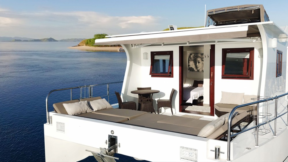 Rental yacht Denpasar - Bali Catamarans Bali 435 on SamBoat